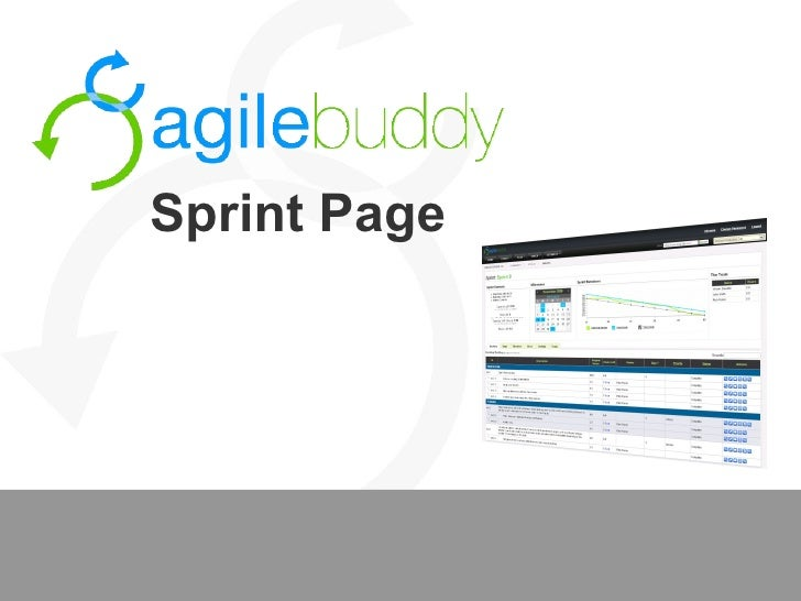 Sprint Page