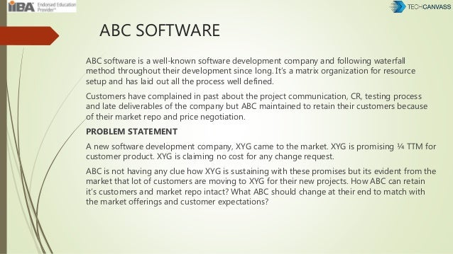 AGILE JOURNEY of ABC  High level of user input and collaboration • Users – extensive stakeholder engagements at the start...