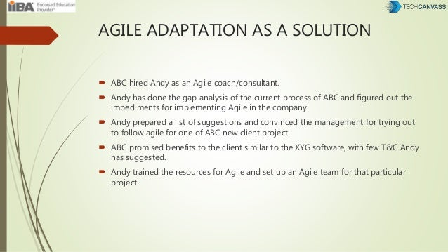 RESULT  After initial hiccups while adapting Agile, team successfully stabilize the sprint velocity from 3rd iteration. ...