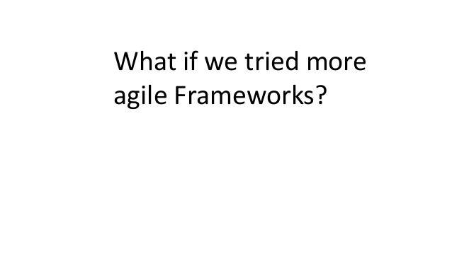 The Agile Circle Problem verstehen Ziel definieren L�sung entwerfen L�sung umsetzen Lean Startup Beyond Budgeting OKRs Des...