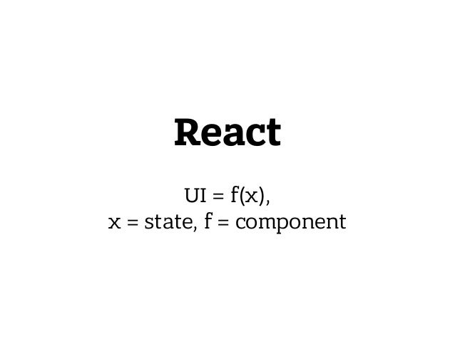 React Component 39