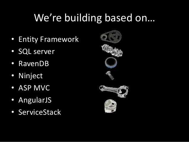 Agile, Architecture, DDD and CQRS Slide 3