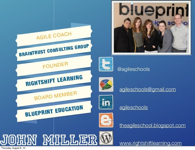 Rightshifting learning agile in education agile education learning to thrive thursday august 8 13 3 agile coach braintrust consulting group malvernweather Gallery