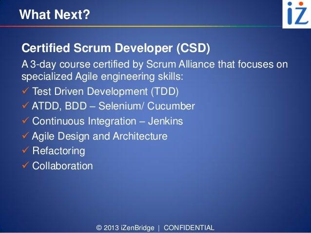 workshop on test driven development tdd noida