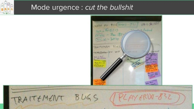 REX Player Agile en Seine Mode urgence : cut the bullshit