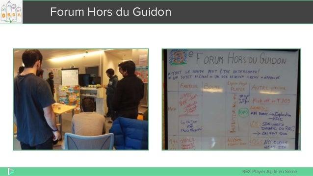 REX Player Agile en Seine Forum Hors du Guidon