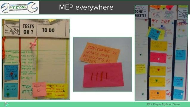 REX Player Agile en Seine MEP everywhere