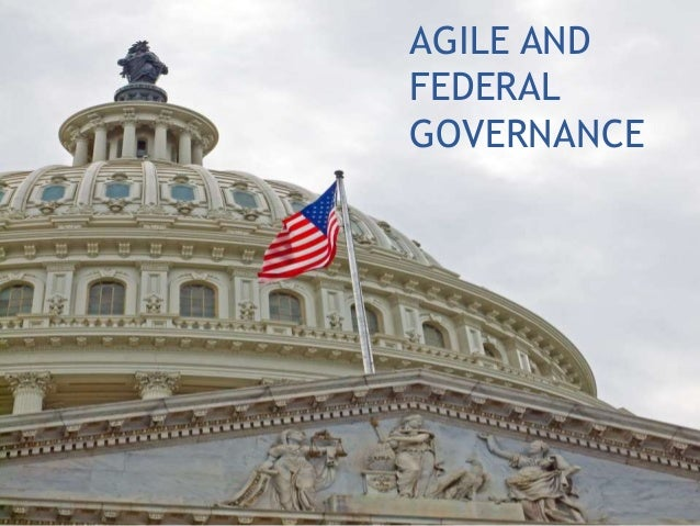 AGILE AND FEDERAL GOVERNANCE
