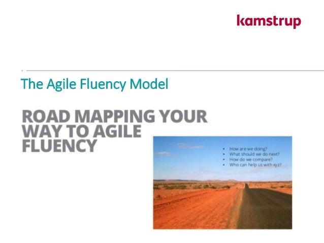 The Agile Fluency Model