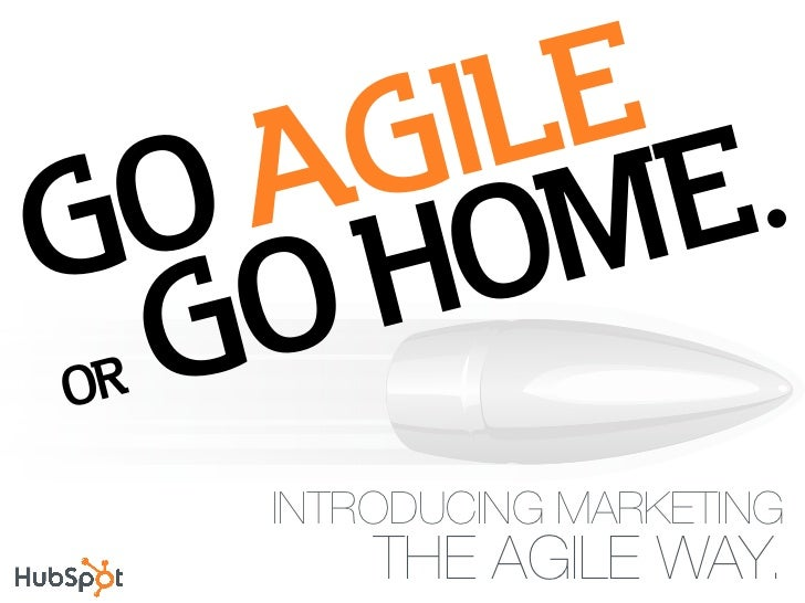 G           E       IL E.G  A M O HOORGO     INTRODUCING MARKETING !         THE AGILE WAY.