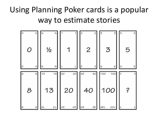 Poker priority cards