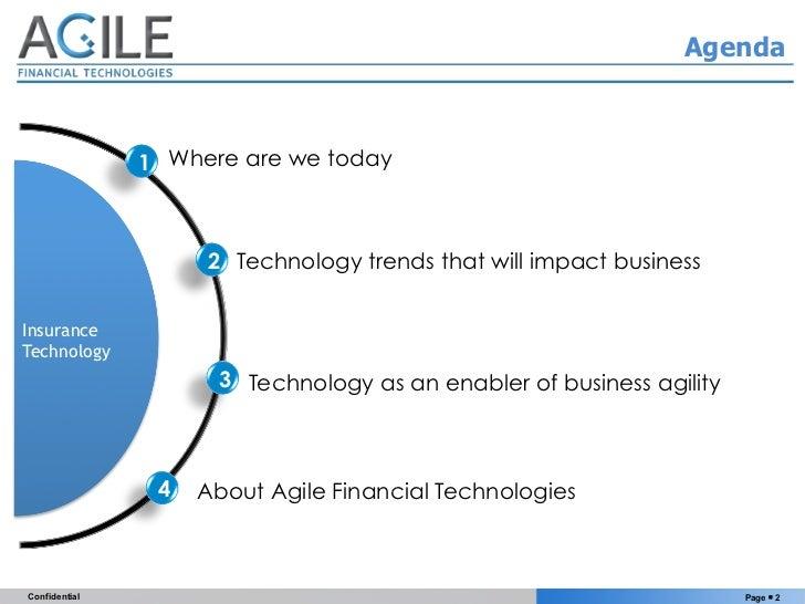 Insurance Technology Trends Slide 2