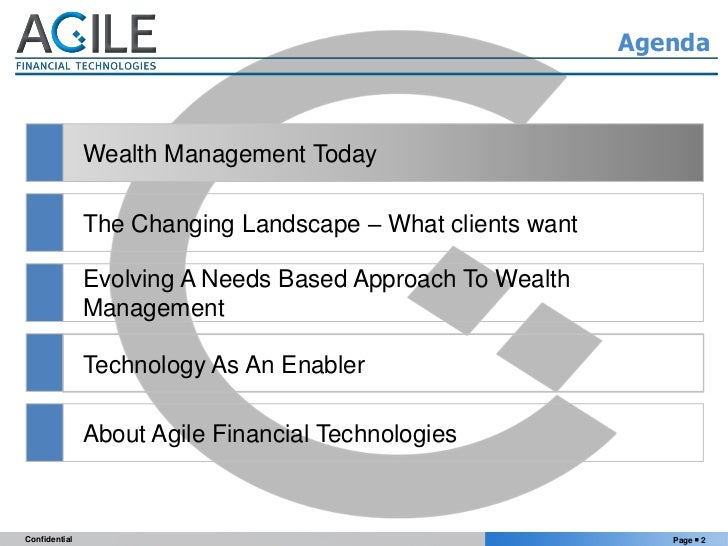 Private Banking & Wealth Management - What Clients Want Slide 2