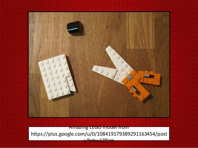Amazing LEGO model from https://plus.google.com/u/0/108419179389291163454/post s/brkw1ZPjrzj