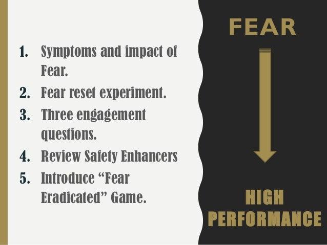 Agile Games 2018 - Keynote - Team Up to Eradicate Fear Slide 3