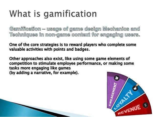 Agile gamification Slide 2