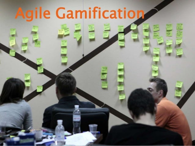 Agile gamification Slide 3