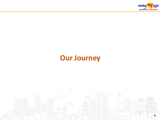 Our Journey 8