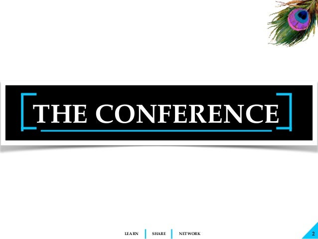 SHARELEARN NETWORK THE CONFERENCE 2