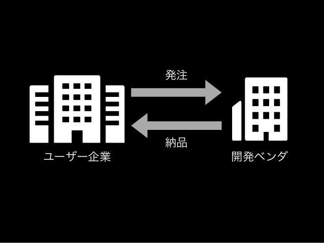 アジャイルな受託開発のみらい Slide 3