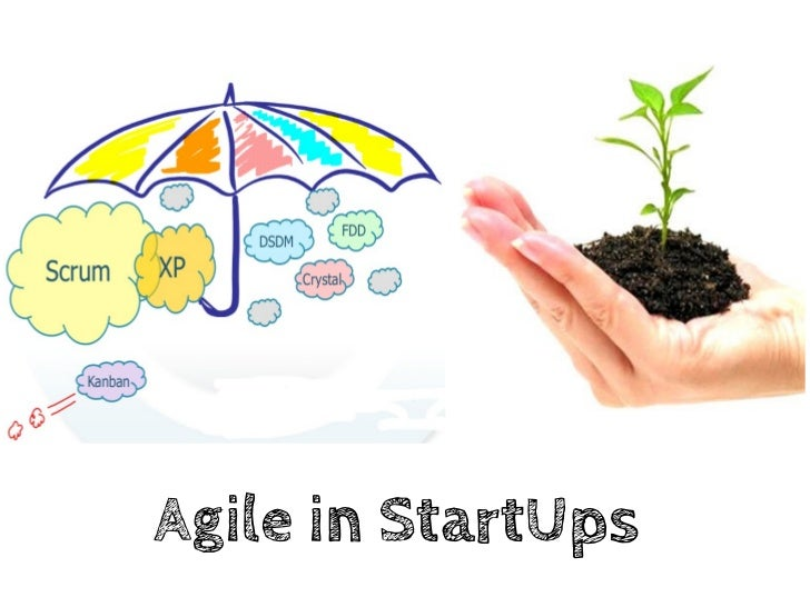 Agile in StartUps