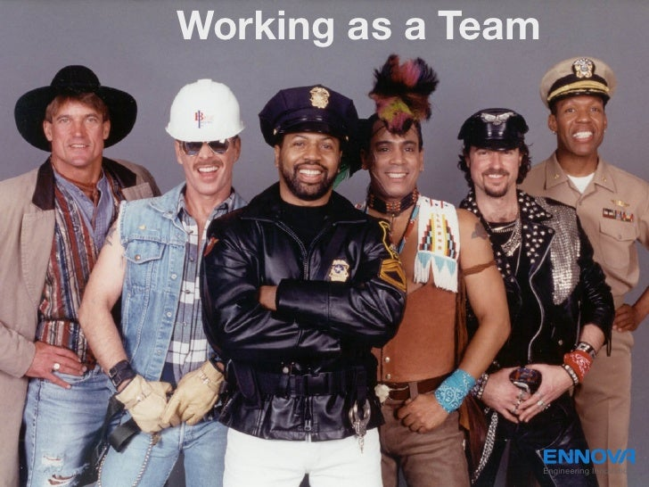 Working as a Team                    Engineering Innovation.