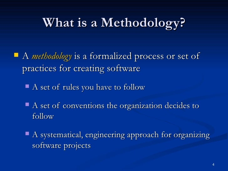 basic research methodology concepts Understanding basic concepts about methodology, students will develop, capability of analytical and synthetical thinking, capability to connect and creat new knowledge, interview and survey skills, knowledge about research, methodology and data collection and analysis methods.