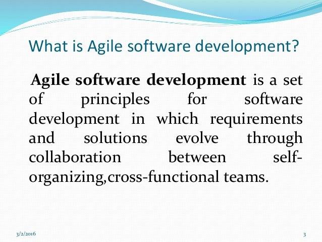 Agile Methodology PPT Slide 3