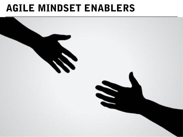AGILE MINDSET ENABLERS