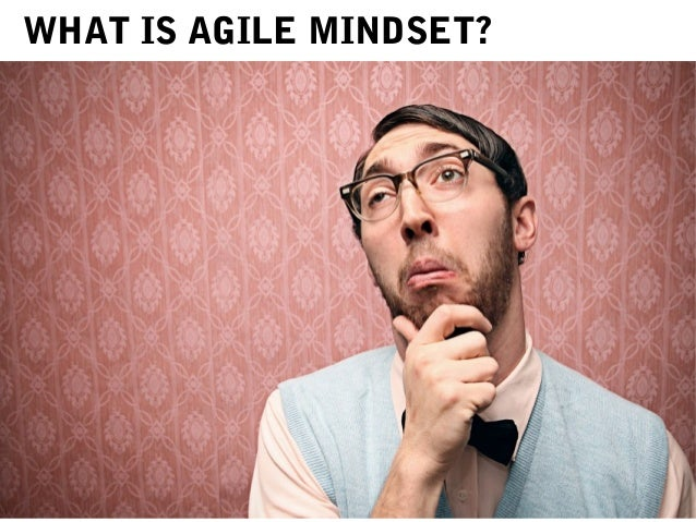 3 WHAT IS AGILE MINDSET?