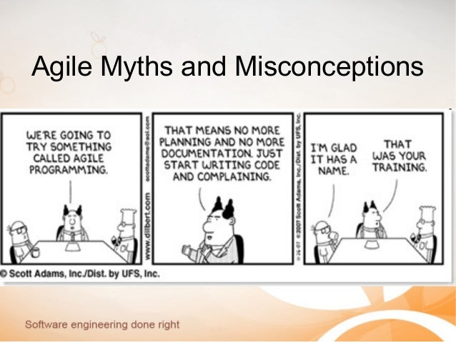 Agile Myths and Misconceptions
