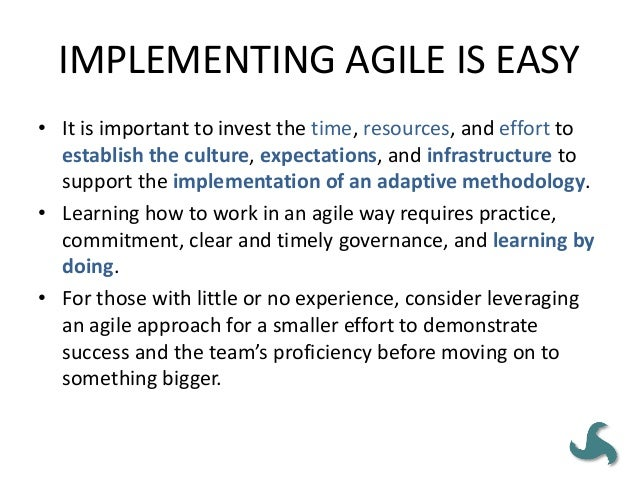 Pitfall #1 • Who to Change? – When planning the introduction of agile approaches, we have far more than just the developme...