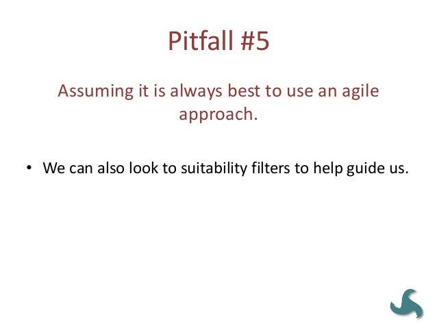 Agile Myths and Pitfalls - 2020 (ver 0.8)