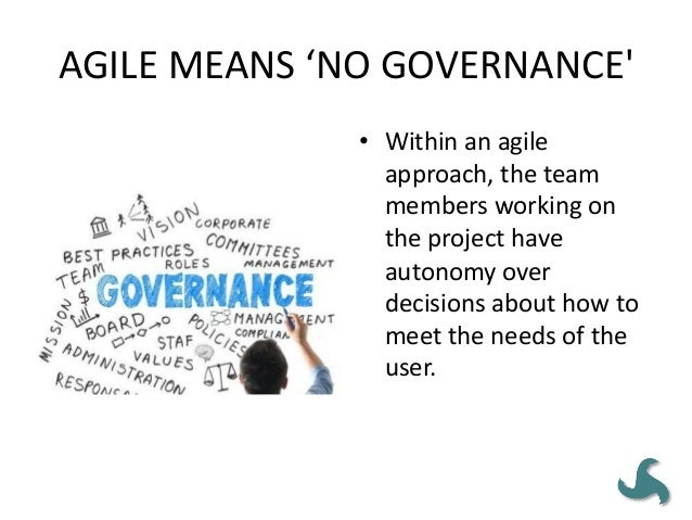 MYTH 17: AGILE MEANS NO MANAGERS Agile Myths and Misconceptions
