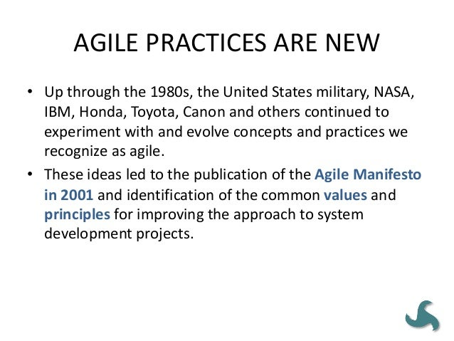 AGILE FEEDBACK • Working Features • Customer Satisfaction! • Test Coverage • Performance Tests • Velocity / Burndown Chart...