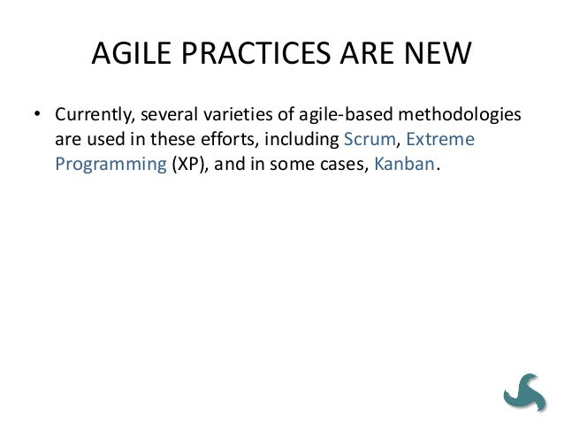 MYTH 19: YOU'RE AGILE OR YOU'RE NOT AGILE Agile Myths and Misconceptions