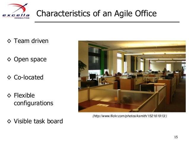 Agile Office Spaces