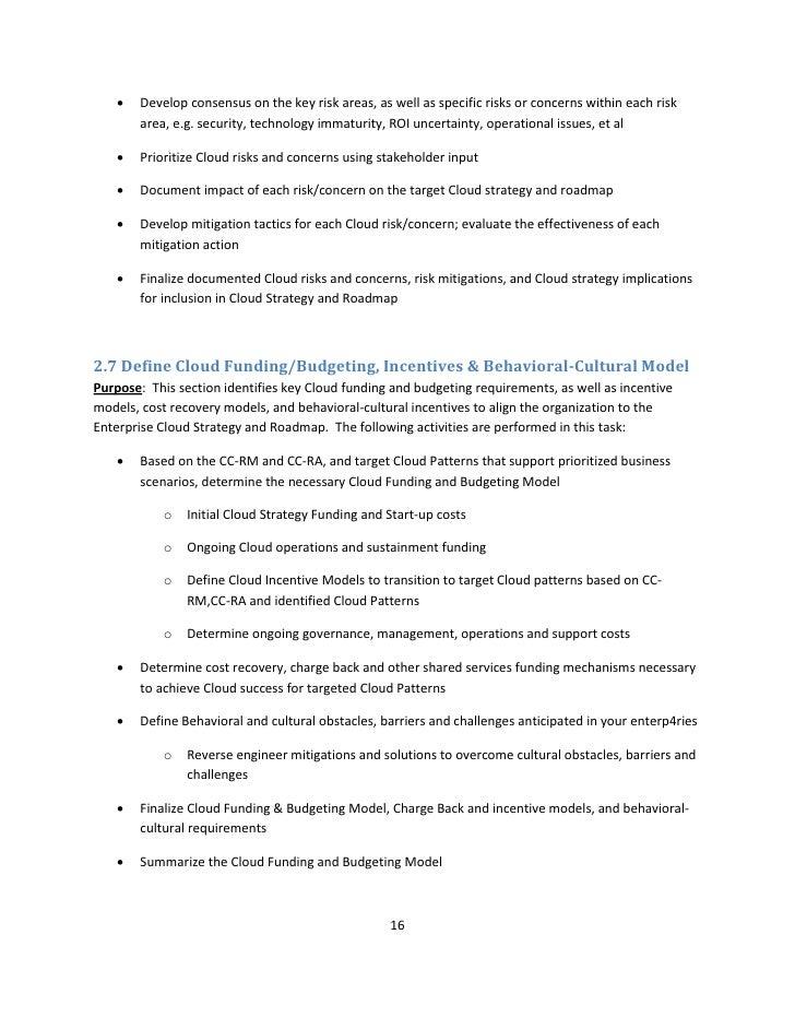 AgilePath Cloud Playbook Strategy Template