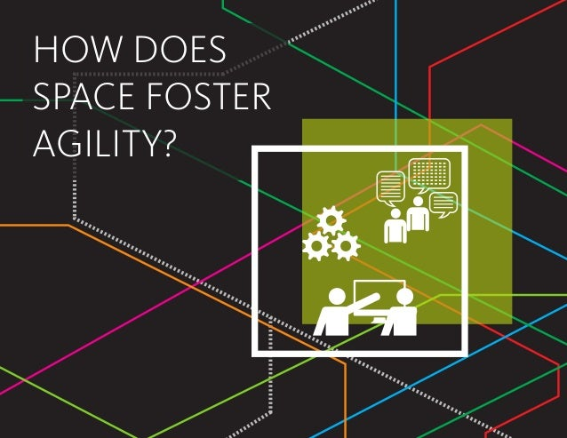 HOW DOES SPACE FOSTER AGILITY?