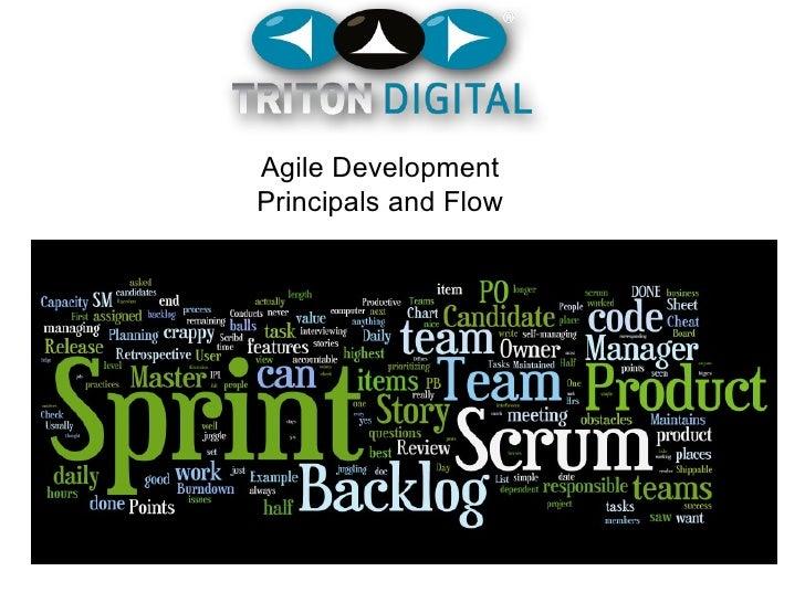 Agile Development Principals and Flow