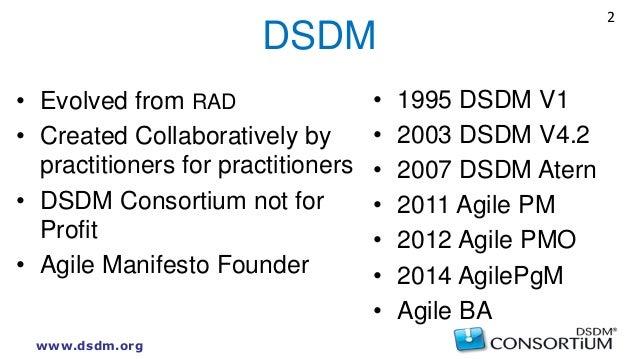 Agile programme management (Steve Messenger) Slide 2