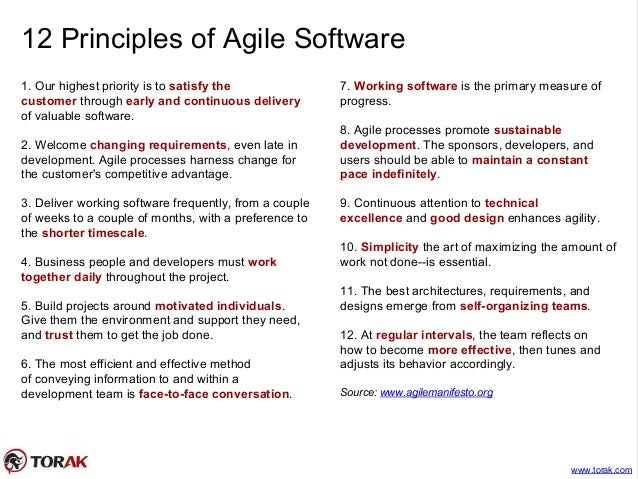 Agile Project Management - An introduction to Agile and the new PMI-A…