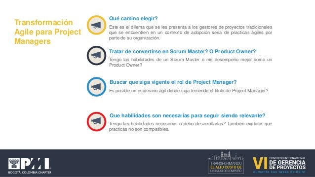 5 01 Project Manager como Scrum Master 02 Project Manager como Product Owner 03 Practicas no compatibles 04 Project Manage...