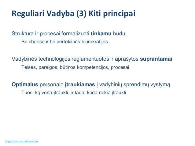 Už visų gerų Agile metodikų yra Waterfal šešėlis (1) PDCA principas
