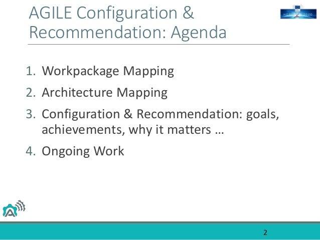 Configuration & Recommendation Slide 2