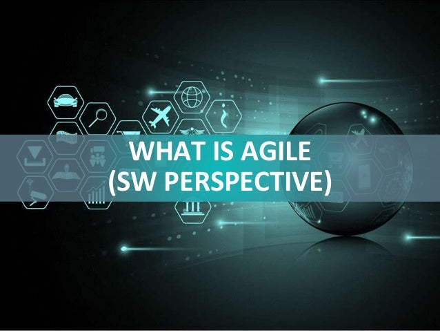 AGILE software, devices and wider ecosystem Slide 3