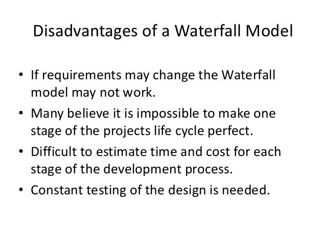 Agile scrum prasanna yaddanapudi for Waterfall methodology advantages and disadvantages