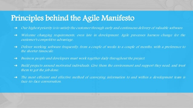 Agile (Scrum) Slide 3