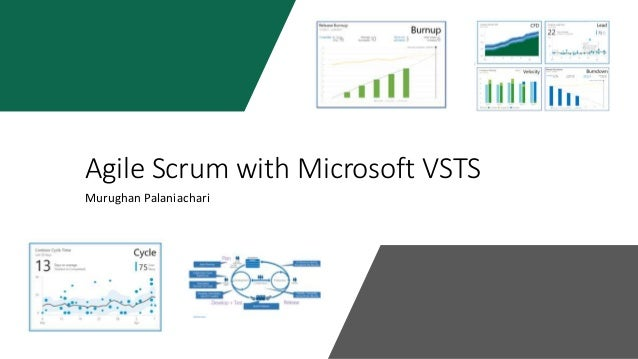 Agile scrum with Microsoft VSTS