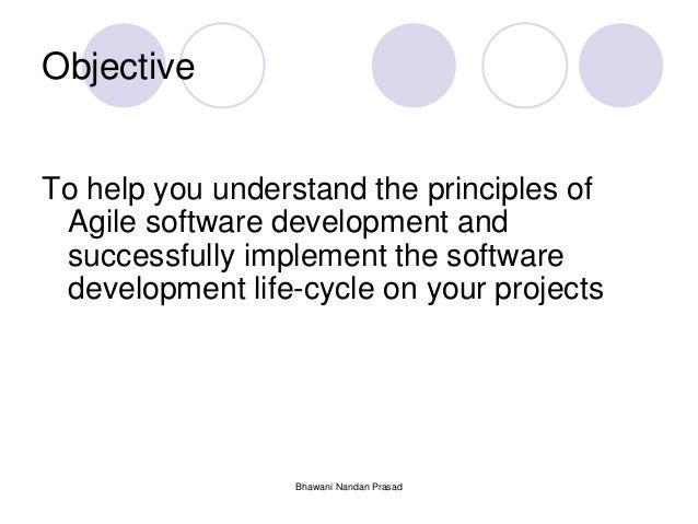 Implimenting agile software development